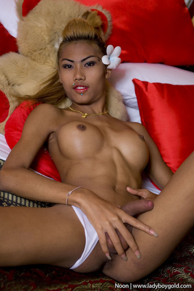 Ladyboy Noon Boobs